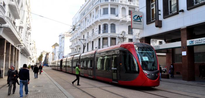 600 MDH pour la 2éme ligne du tramway de Casablanca