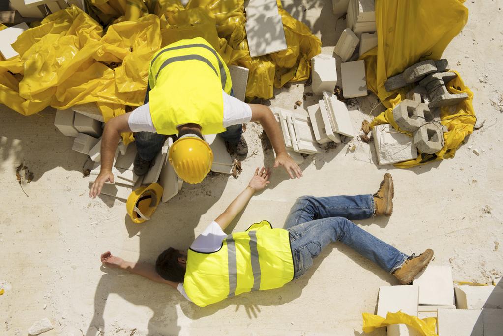 Au suivant!.. un autre Accident dans un chantier à Ain ...