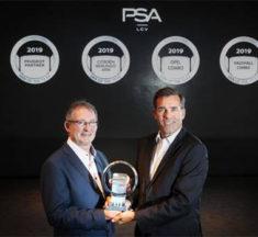 PSA remporte le prix « International Van of the Year 2019 »