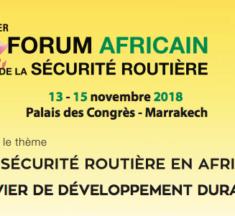 La sécurité routière thème d'un Forum Africain à Marrakech