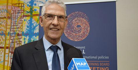 OCDE.. Lahcen Daoudi à la tête d'une délégation à Paris