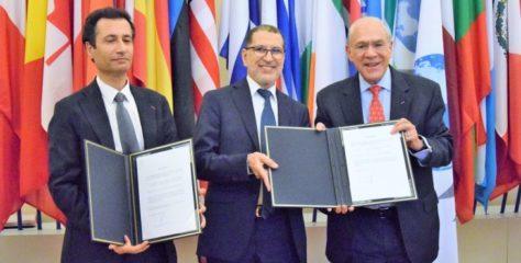 Paris.. L'OCDE abrite la cérémonie de lancement du deuxième Programme Pays-Maroc
