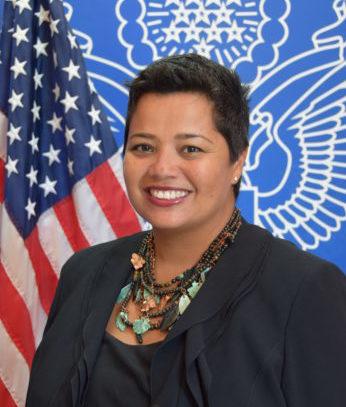 Jennifer Rasamimanana Consule Générale des Etats-Unis à Casablanca