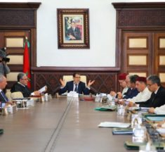 Conseil du gouvernement.. Une réunion jeudi prochain pour examiner un projet de loi sur le financement des coopératives