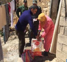 Béni Mellal.. La 2e phase de l'opération d'aide alimentaire concerne 35.000 familles nécessiteuses