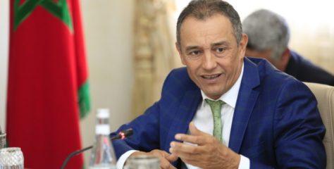 M. Chami appelle à la mise en place de politiques de mobilité centrées sur l'individu