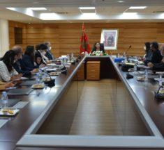 Urbanisme.. Mme Bouchareb préside une réunion avec les directrices et directeurs des établissements de formation relevant du ministère